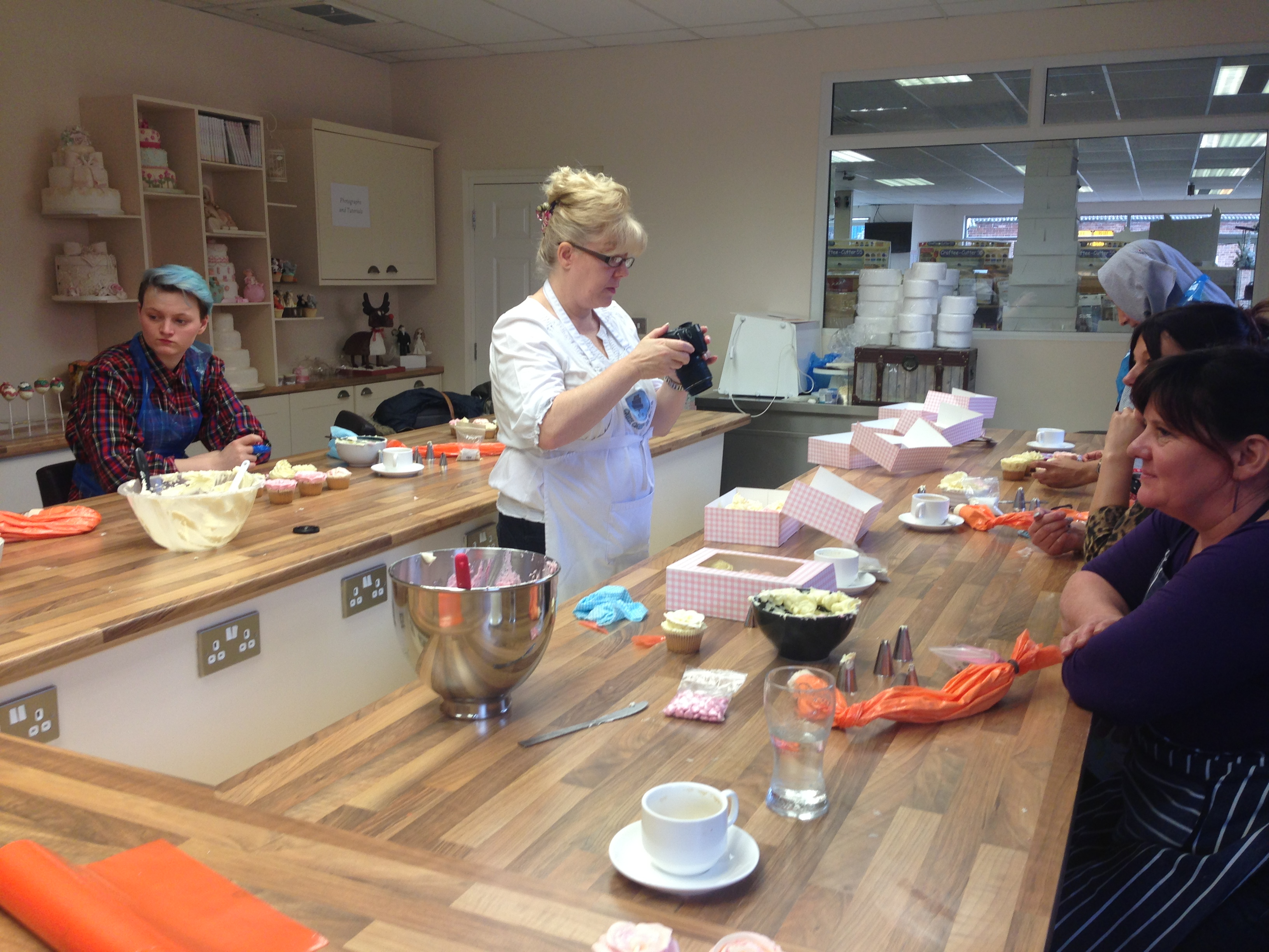 Cake Decorating Course In Leicester